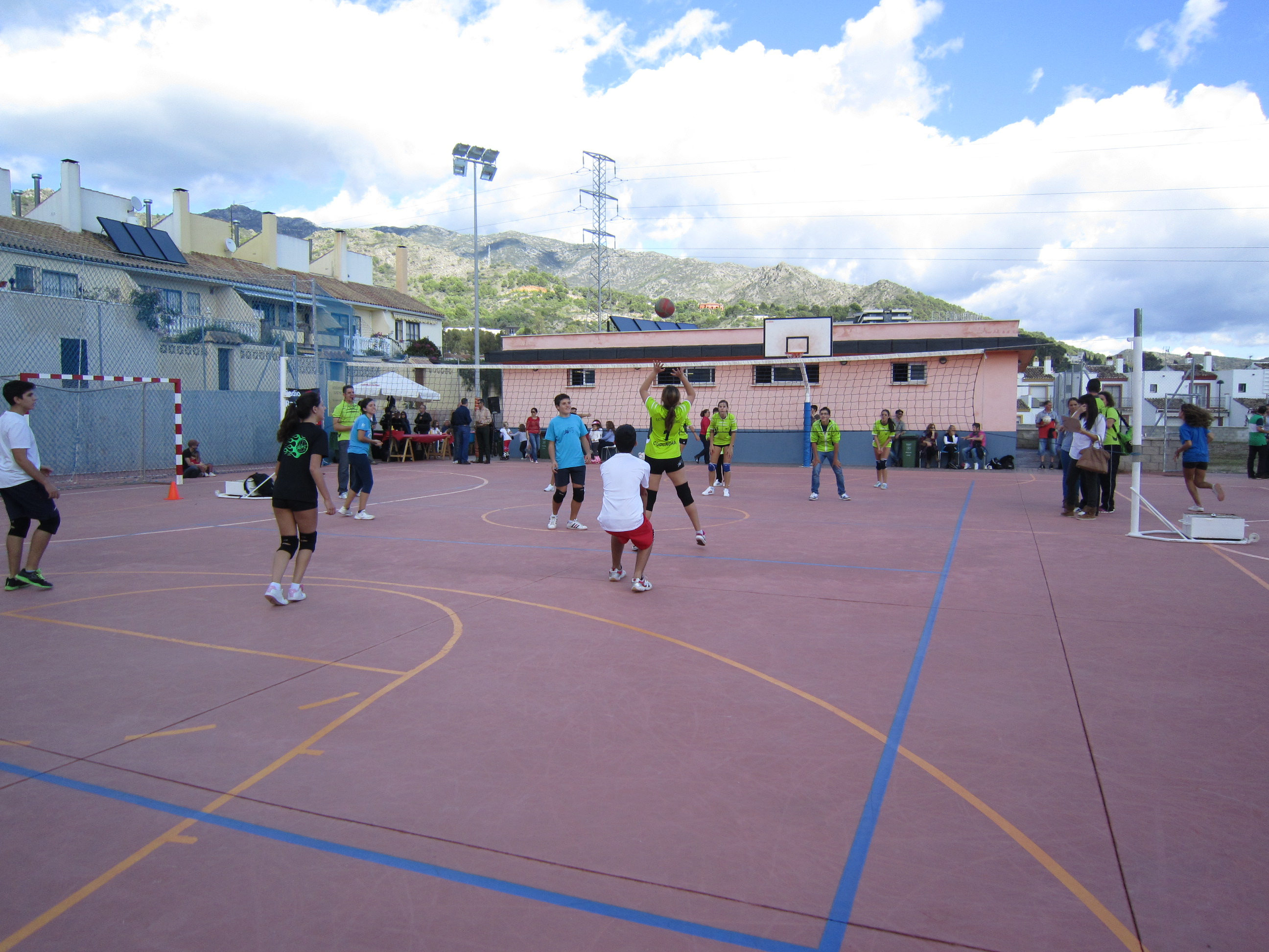 Polideportivo el trapiche 2